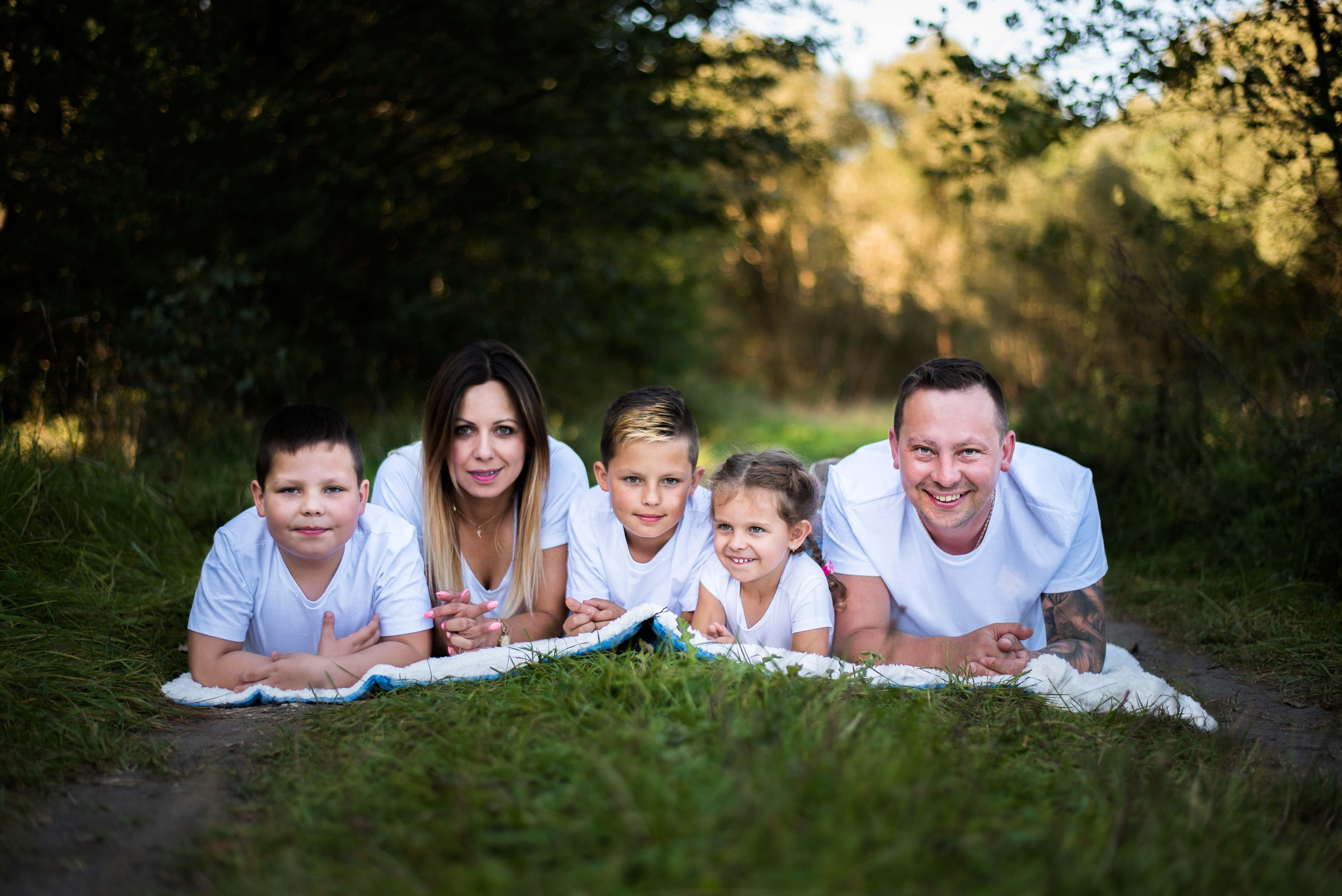 rodzina foto suwalki i okolice