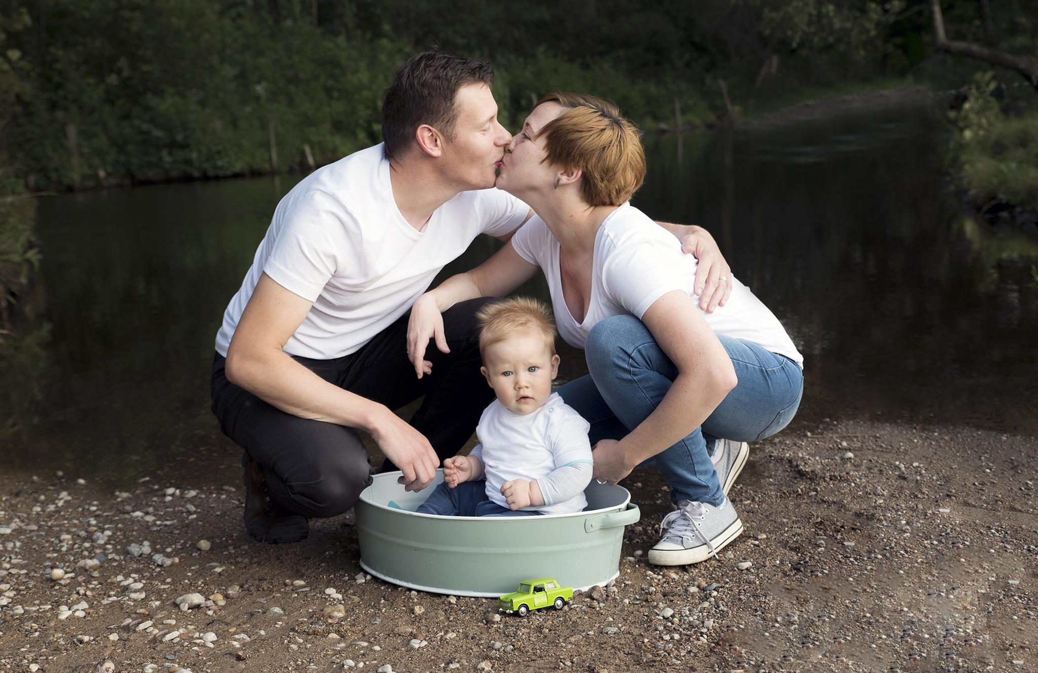 rzeka rodzina zdjecia