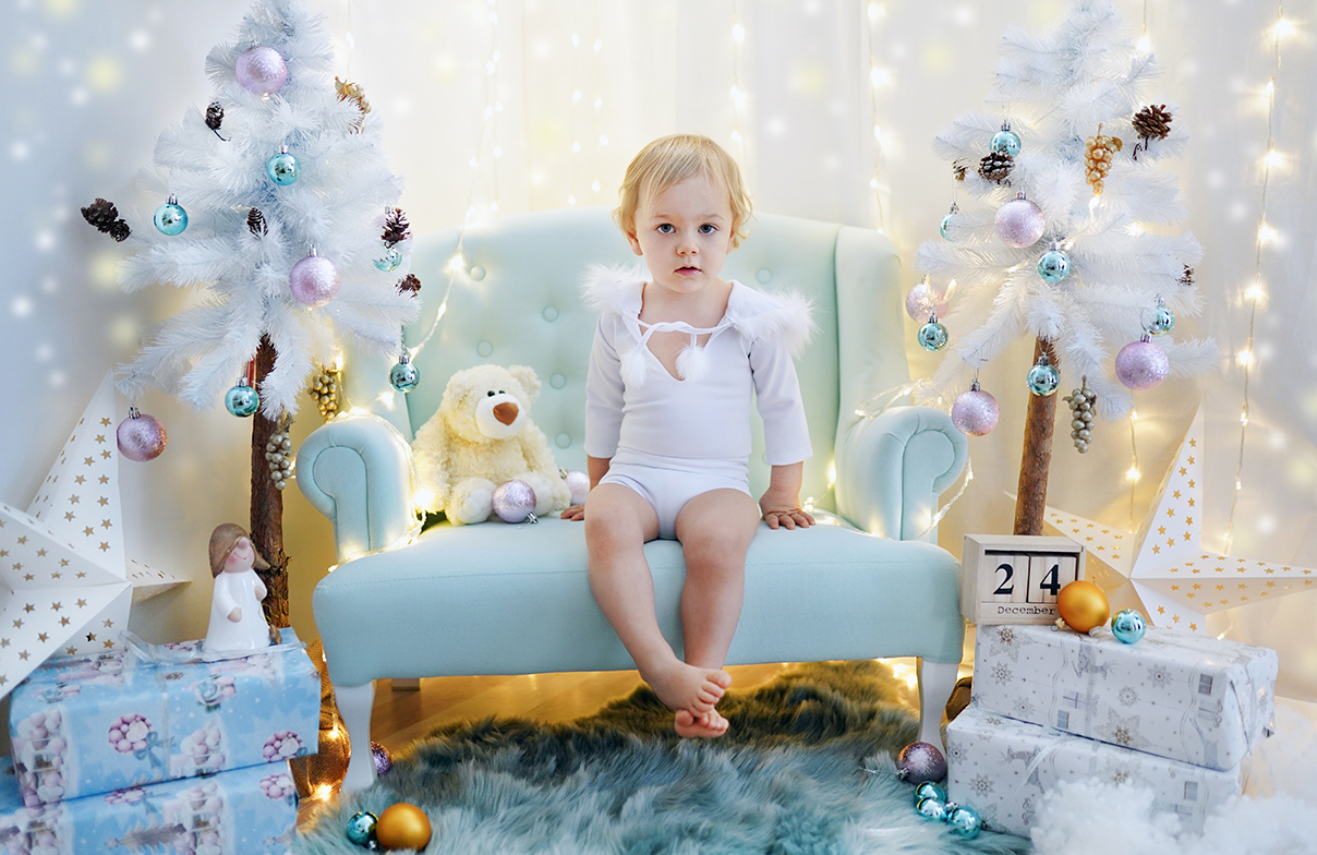 fotografia malych dzieci